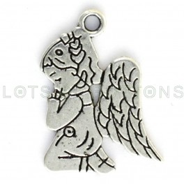 Child Angel Charm