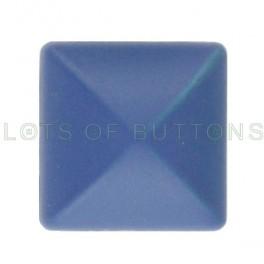 Blue Round Pyramid