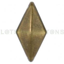 Bronze Diamond Pyramid