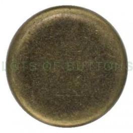 Bronze Flat Round