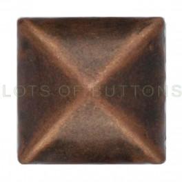 Copper Round Pyramid