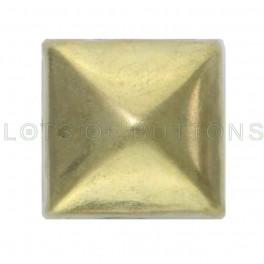 Gold Round Pyramid