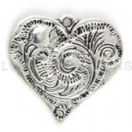 Heart Charm-11
