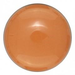 Orange Glossy Dome