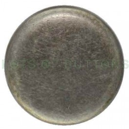 Silver Flat Round
