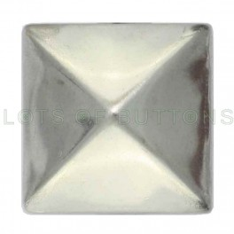 Silver Round Pyramid