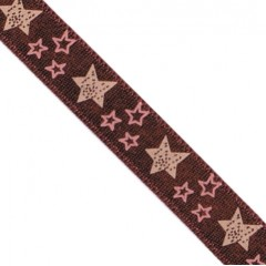 Stars Satin Ribbon (9mm)