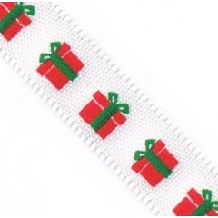 Christmas Gift Ribbon (10mm)