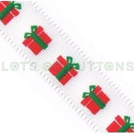 Christmas Gift Ribbon (10mm)