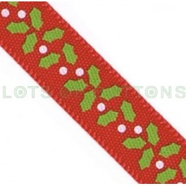 Holly Ribbon