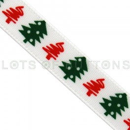 Christmas Tree Ribbon-1
