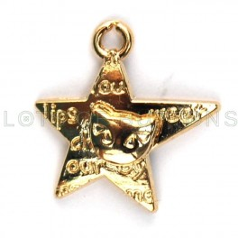 Star with Cat Charm - 4
