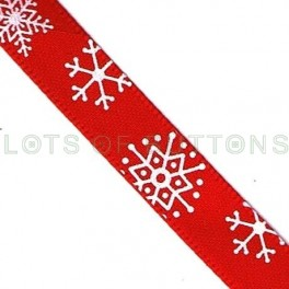 Snowflake Ribbon