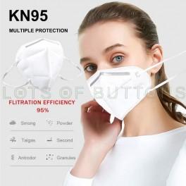 KN95 Disposable Mask Respirator
